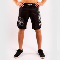 Calções MMA Venum Signature black / white