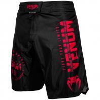 Calções MMA Venum  Signature Preto/Vermelho