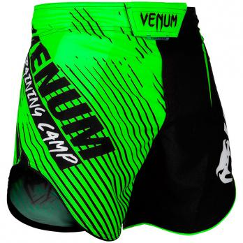 Calções  MMA Venum  Training Camp 2.0 Black/Neo Yellow