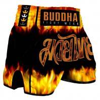 Calções  Muay Thai Buddha Hell
