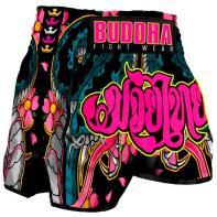 Calções  Muay Thai Buddha Cobra