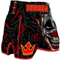 Calções  Muay Thai Buddha Retro Crown