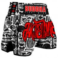 Calções  Muay Thai Buddha Skeletor