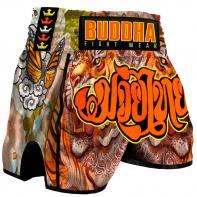 Calções  Muay Thai Buddha Tiger