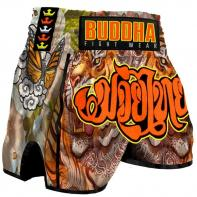 Shorts de Muay Thai Buda Tigre