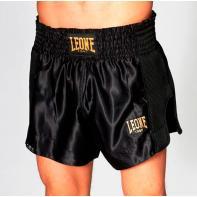 Calções  Muay Thai Leone  Essential preto