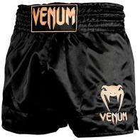 Calções Muay Thai Venum Classic black  / gold