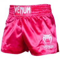 Calções Muay Thai Venum Classic rosa