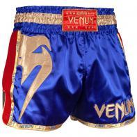Calções Muay Thai Venum Giant azul