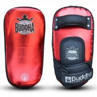 Plastron S Buddha Curved Pro metallic red