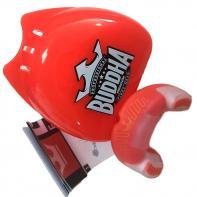Protetor bucal Buddha Premium red