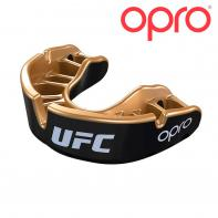 Protetor bucal Opro Gold Metal Gold  UFC