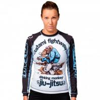 Rashguard Tatami  Ladies Drinker Monkey