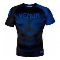 Rashguard  Venum NOGI 2.0 Preto / Azul