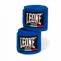 Ligaduras de boxe Leone 4,5 m Azul