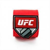 Ligaduras de boxe UFC red 4,5 m