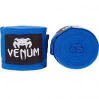 Ligaduras de boxe Venum 2,5m Azul