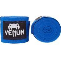 Ligaduras de boxe Venum 4m Azul
