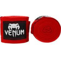 Ligaduras de boxe Venum 4m Vermelho