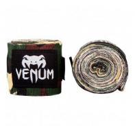 LIgaduras de boxe Venum 2,5m Camo